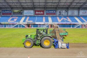 Nowa Murawa na Stadionie Gliwickiego Piasta 001