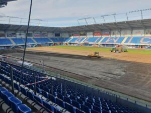 Nowa Murawa na Stadionie Gliwickiego Piasta 003