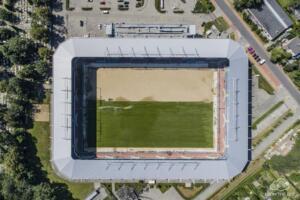 Nowa Murawa na Stadionie Gliwickiego Piasta 013