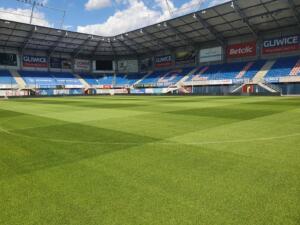 Nowa Murawa na Stadionie Gliwickiego Piasta 015
