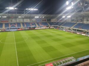 Nowa Murawa na Stadionie Gliwickiego Piasta 017