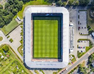 Nowa Murawa na Stadionie Gliwickiego Piasta